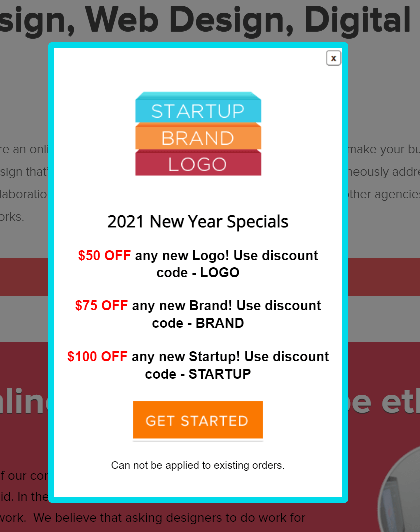 Logoworks Special Offers