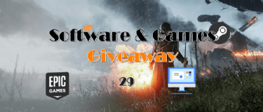 Giveaway! 100% FREE to Battlefield 1In the Name of the Tsar, Space Punks, Knockout City, iTopVPN, ACDSee Photo Studio Ultimate, and more!