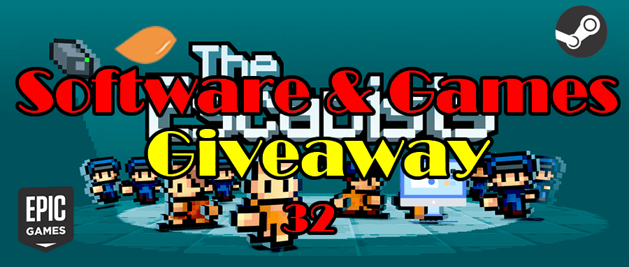 Giveaway! 100% FREE to Get The Escapists, Minion Masters, Blade Runner, Aiseesoft HEIC Converter, AnyMP4 iPhone Data Recovery, and more!