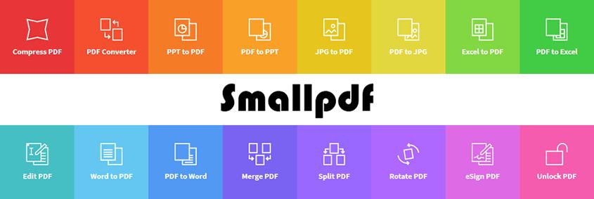 PDF merge, cut, convert, edit. Those tools make all easy.