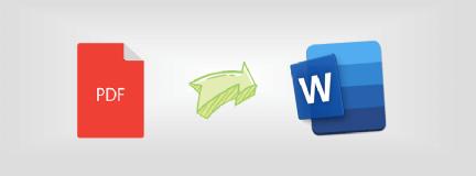 5 Best Ways to FREE Convert PDF to Word