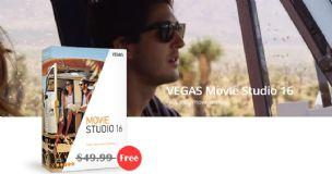 Giveaway! Win Vegas Movie Studio 16!