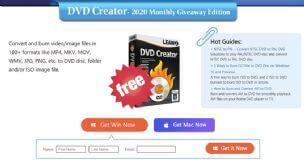 Giveaway! 100% FREE to Get Leawo DVD Creator!