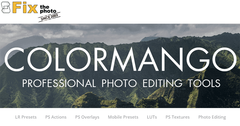 Our Best Professional LR Presets, PS Actions, and Photo Retouching Services for Photo Editing