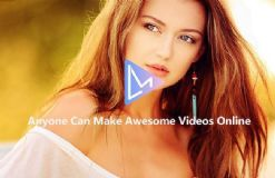 The effect is excellent! Free photo to video converter LightMV