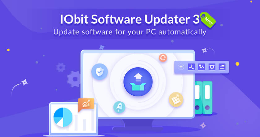 Giveaway 100 Free To Get Iobit Software Updater 3 6 Month License