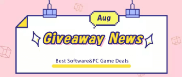 [Do Not Miss] August Giveaway Campaign I - ColorMango Back To School Software Giveaway and Game Giveaway News