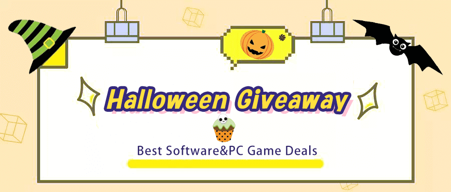 [Do Not Miss] 2020 Halloween Giveaway Campaign - ColorMango Halloween Software, Games Giveaways, and Contest