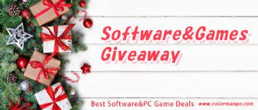 [Holiday Giveaways!] Epic, GOG Games and Software Top Sellers!