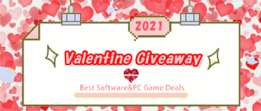 [Do Not Miss] 2021 Valentine Giveaway Campaign - Free Software and Free Games