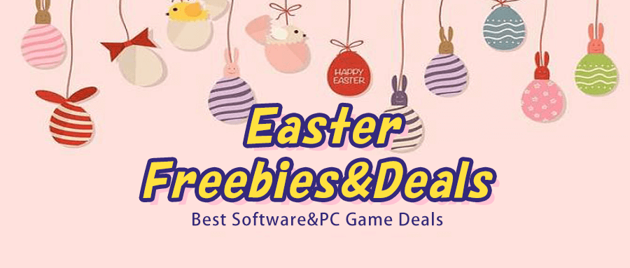 [Do Not Miss] 2021 Easter Giveaway Campaign - Free Software and Free Games