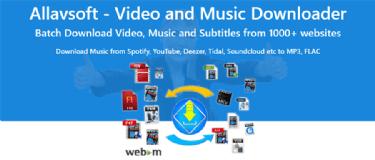 Giveaway – Allavsoft: The Best Video Downloader and Music Downloader