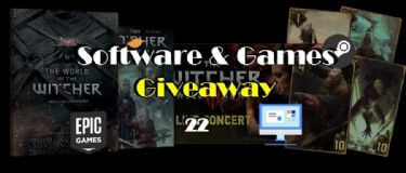 Giveaway! 100% FREE to get Bridge Constructor: The Walking Dead, Ironcast, Aiseesoft FoneTrans, DVDFab Enlarger AI, RecoverXData, and more!