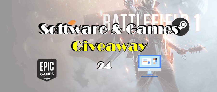 Giveaway! 100% FREE to Get Battlefield 1, Verdun, Defense Grid: The Awakening. Plus FREE Software Gifts: MacX DVD Ripper Pro in late July!