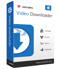 AnyMP4 Video Downloader 30% Discount