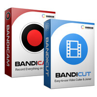 Bandicam + Bandicut Package