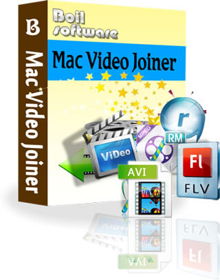 Boilsoft Video Joiner for Mac promo code