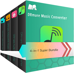 DRmare 4-in-1 Super 1-Month Bundle