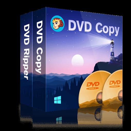 DVDFab DVD Copy + DVD Ripper