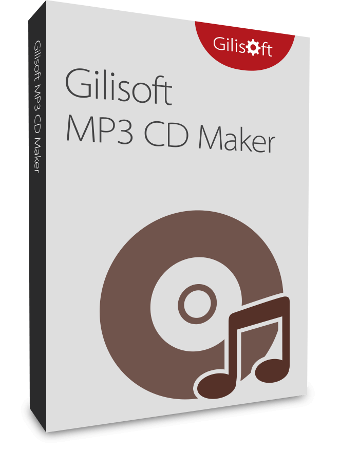 Gilisoft MP3 CD Maker 25% Discount
