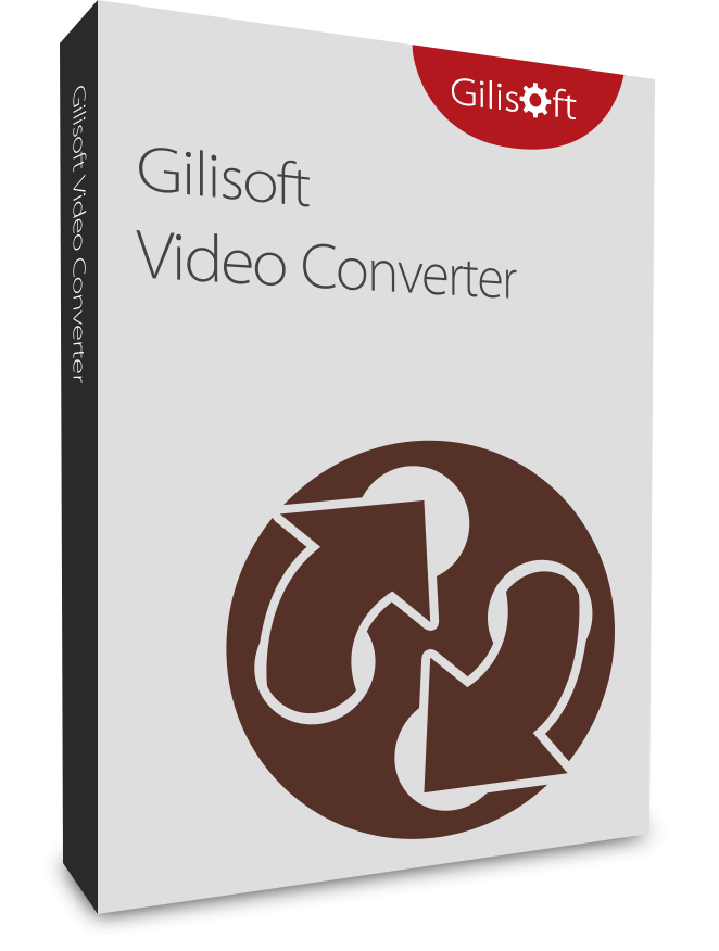 GiliSoft Video Converter Boxshot