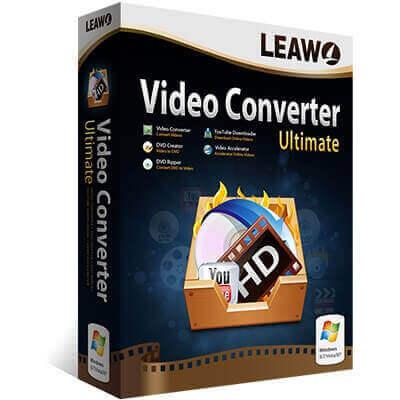 Leawo Convertisseur Vidéo Ultime Code coupon de réduction