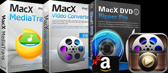 MacX Media Bundle Code coupon de réduction