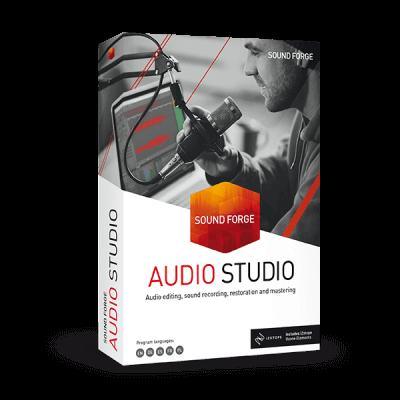 SOUND FORGE Audio Studio 20% Discount