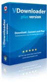 VDownloader Plus 25% Discount