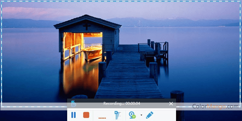 AceThinker Screen Grabber Pro Screenshot