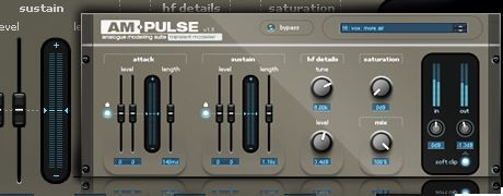 MAGIX Analogue Modelling Suite Plus Screenshot