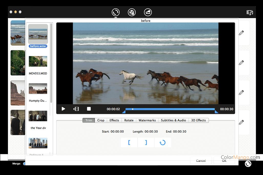 Cisdem Video Converter Screenshot
