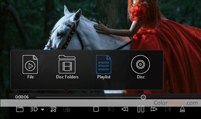 Corel WinDVD Pro スクリーンショット