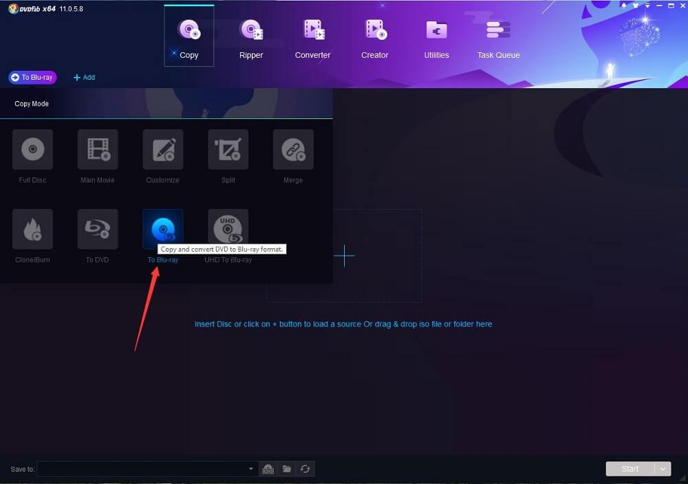 DVDFab Enlarger AI Capture D'écran