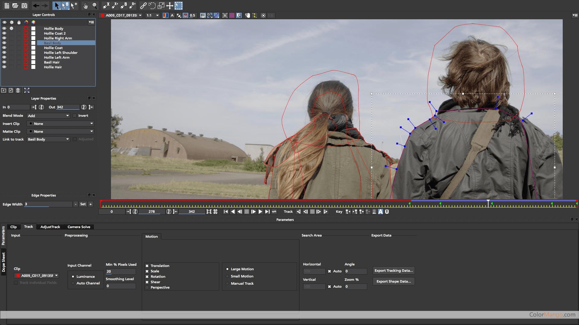 HitFilm Express Screenshot