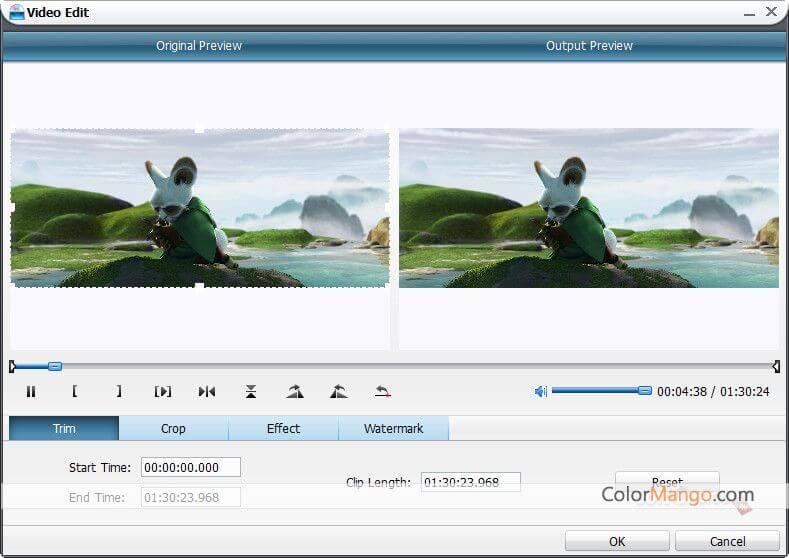 Leawo DVD Creator Screenshot