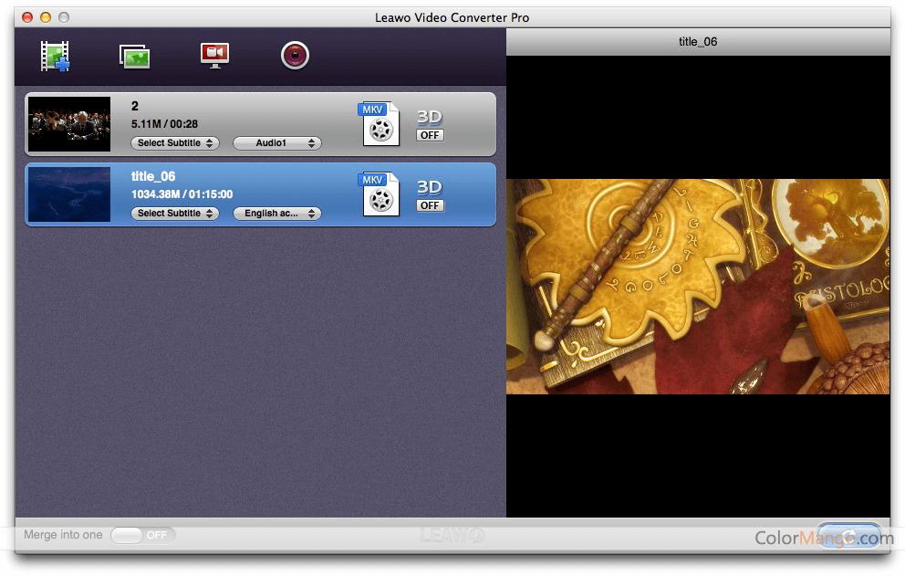 Video Converter Pro for Mac