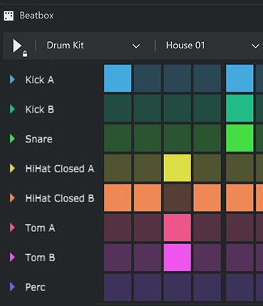 MAGIX Music Maker Premium Screenshot