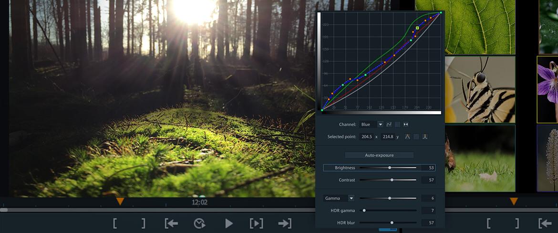 MAGIX Video Pro X Screenshot