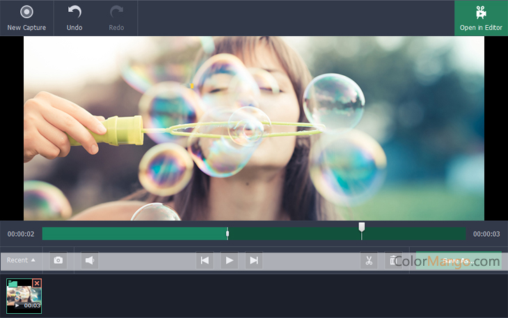 Movavi Screen Recorder for Mac 30% Discount