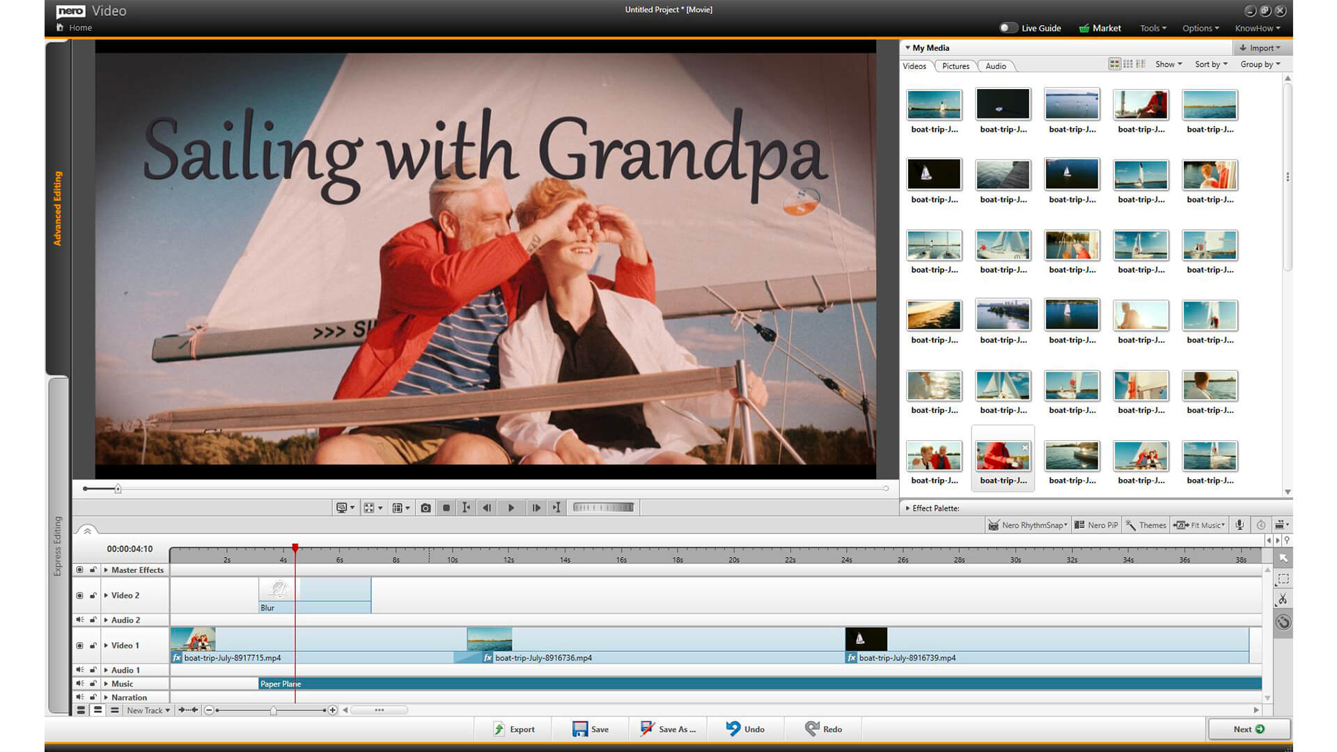 Nero - Software | Hardware | Downloads