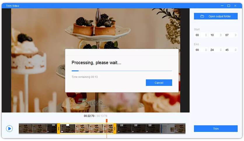 PassFab Screen Recorder Bildschirmfoto