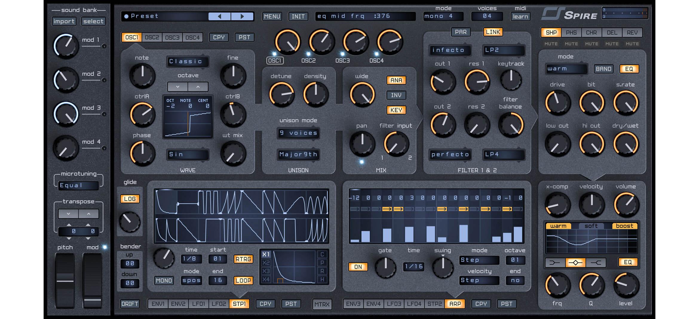 Reveal Sound Bildschirmfoto