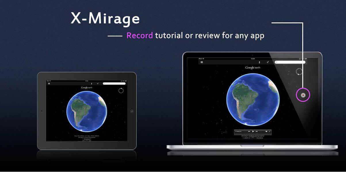 X-Mirage Screenshot