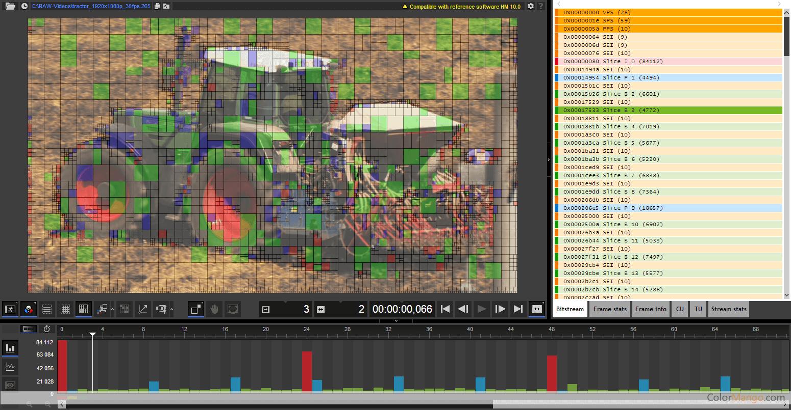 Zond 265 Screenshot