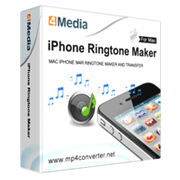 4Media iPhone Ringtone Maker for Mac Shopping & Review