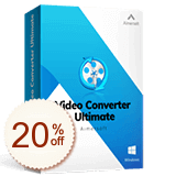 Aimersoft Video Converter Ultimate Discount Coupon