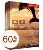 Aiseesoft 4K Converter Discount Coupon