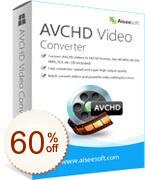 Aiseesoft AVCHD Video Converter Discount Coupon