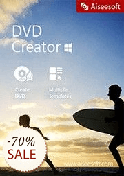Aiseesoft DVD Creator Discount Coupon